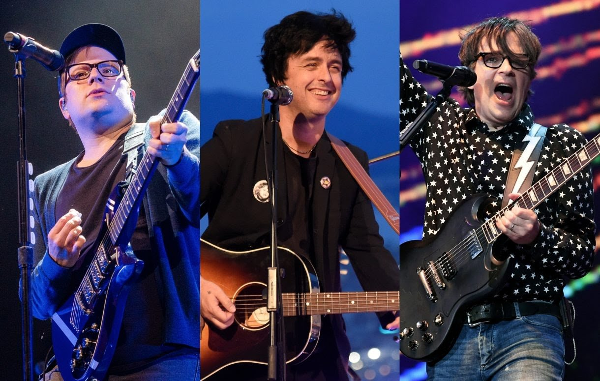 Fall Out Boy, Weezer, Green Day drop new singles + announce 'Hella Mega' tour