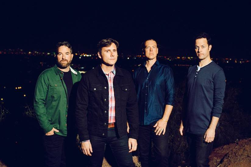 Jimmy Eat World announce tour w/ The Front Bottoms, Turnover, Joyce Manor