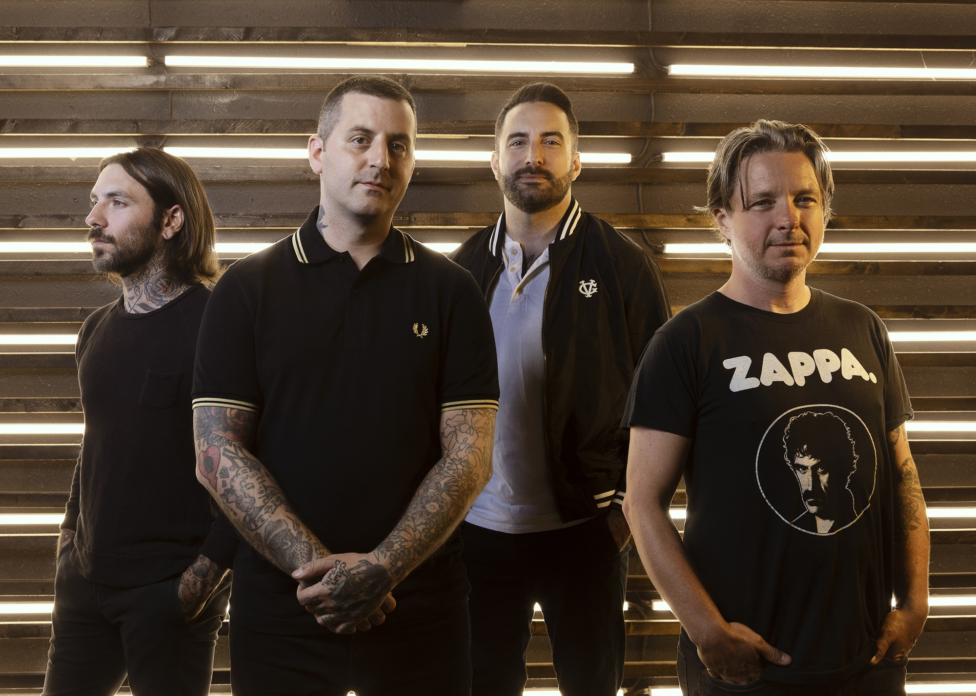 Bayside announce tour with Senses Fail, Hawthorne Heights