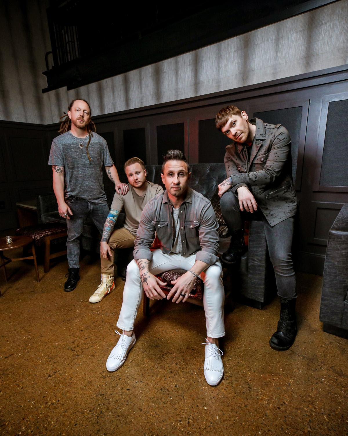 """Shinedown shares music video for new single """"ATTENTION ATTENTION"""""""