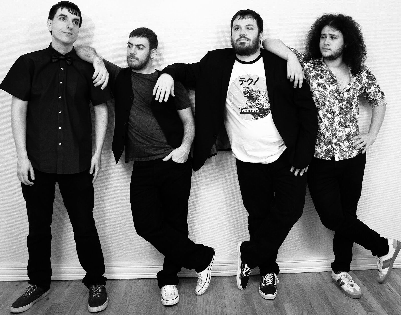 """New rock band The Inoculated Canaries release buzzing single """"Donna"""""""