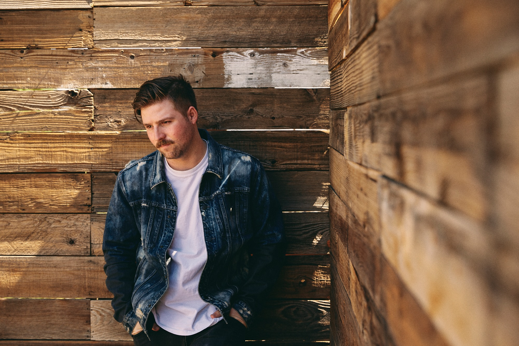 "PREMIERE: Cory Wells is devastatingly poignant on ""Broken"""