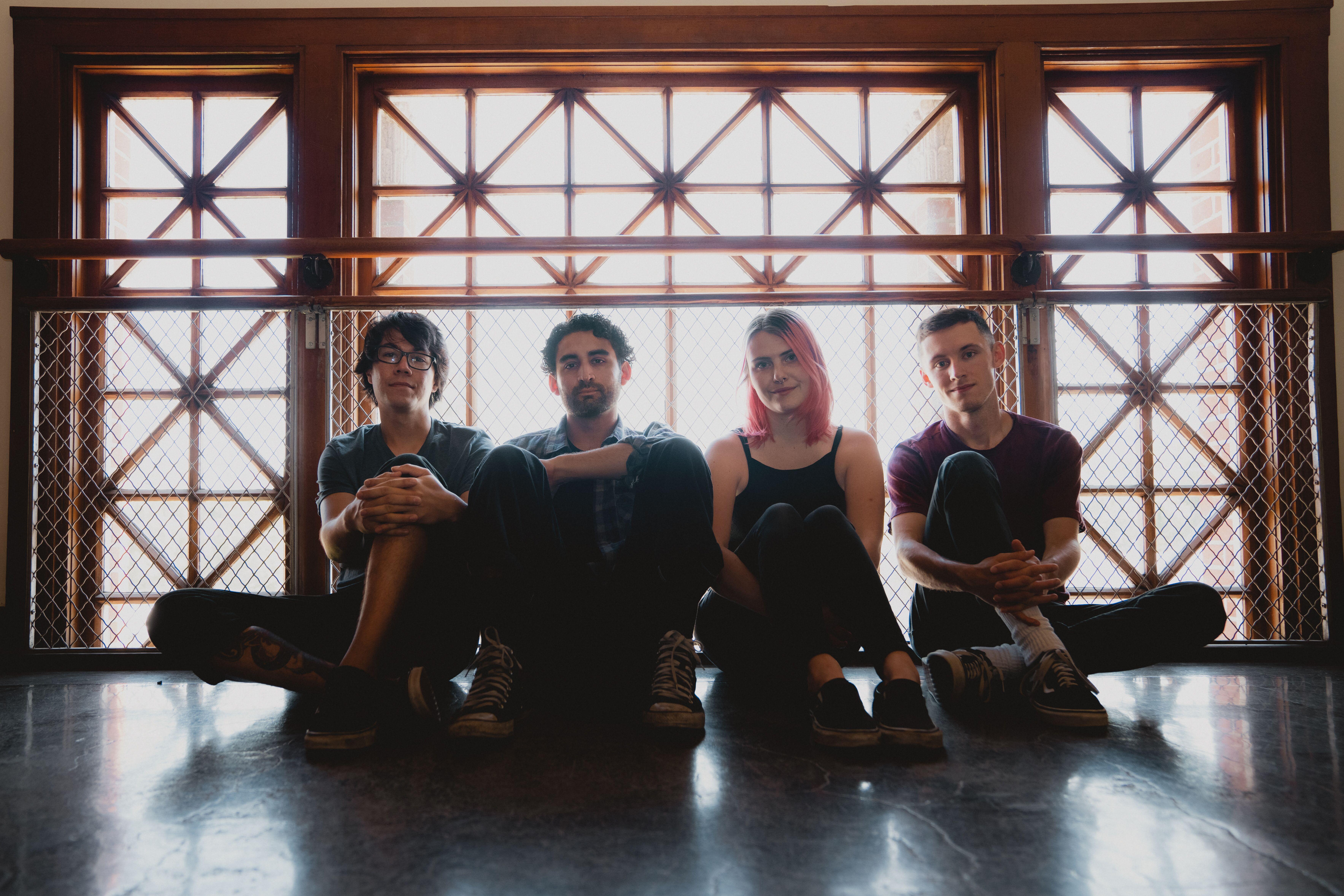 """EXCLUSIVE: Glacier Veins sign with Equal Vision Records + drop """"Talk"""""""