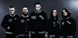 Motionless in White 2019