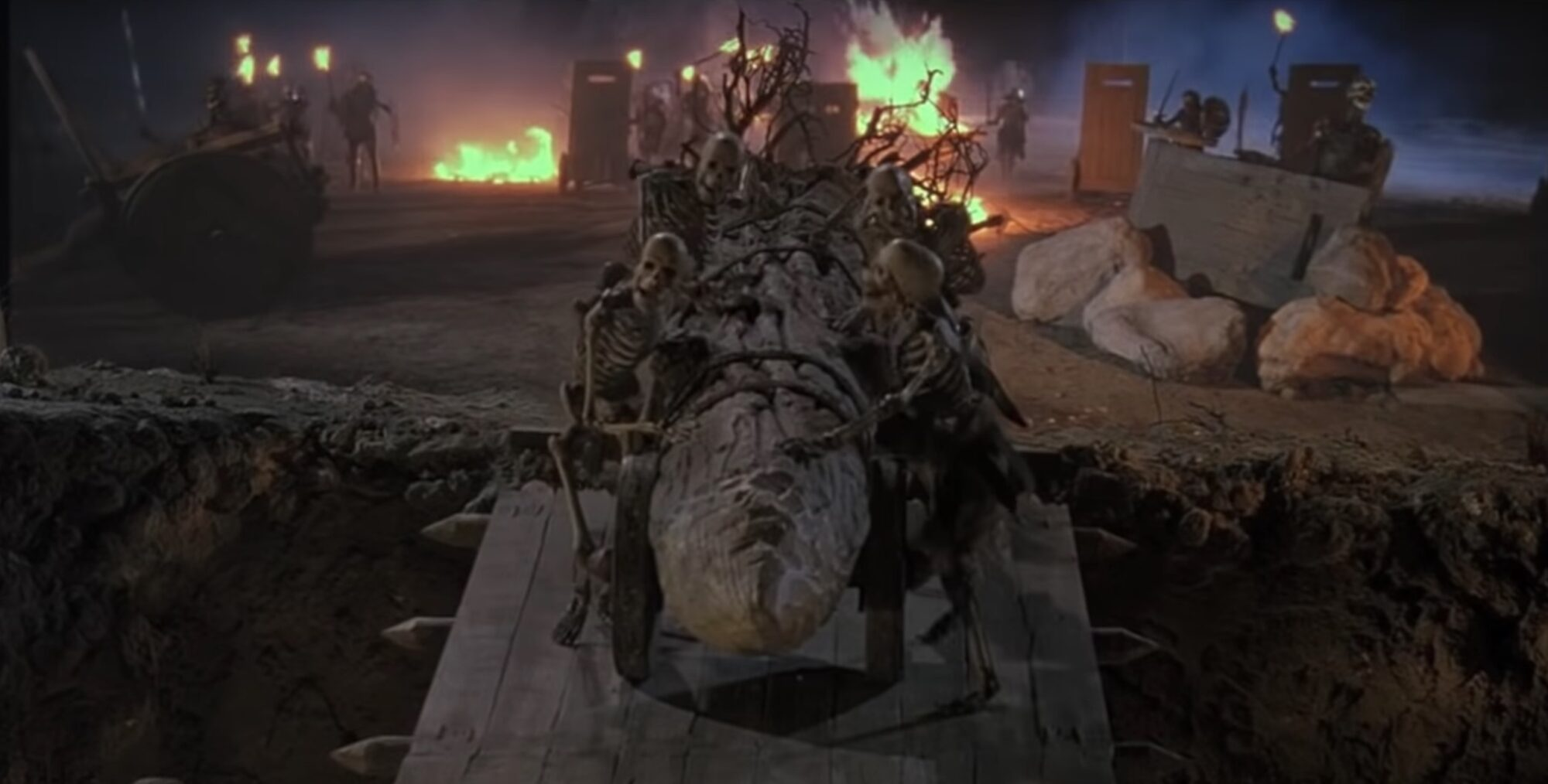 army of darkness skeletons
