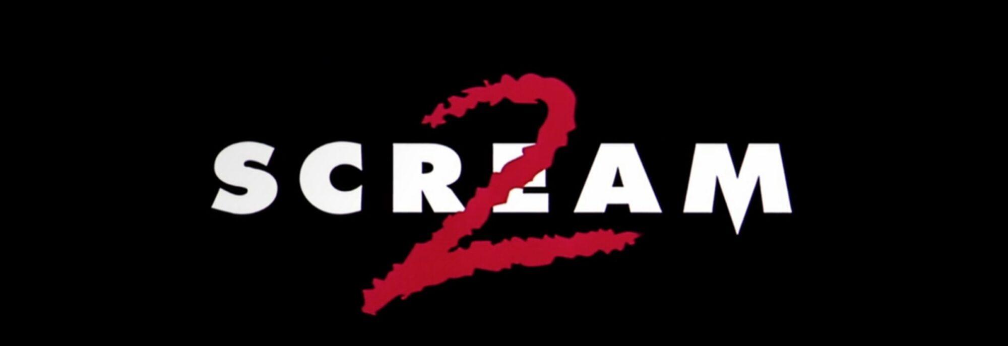 scream 2 title