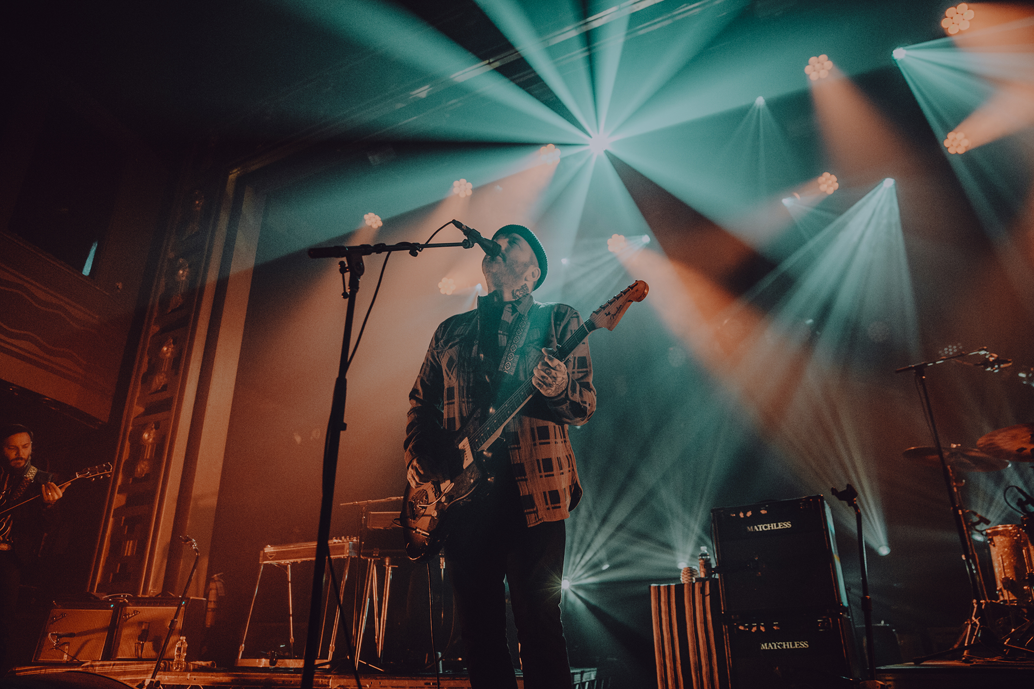 LIVE REVIEW + PHOTOS: City and Colour captivate New York's Webster Hall