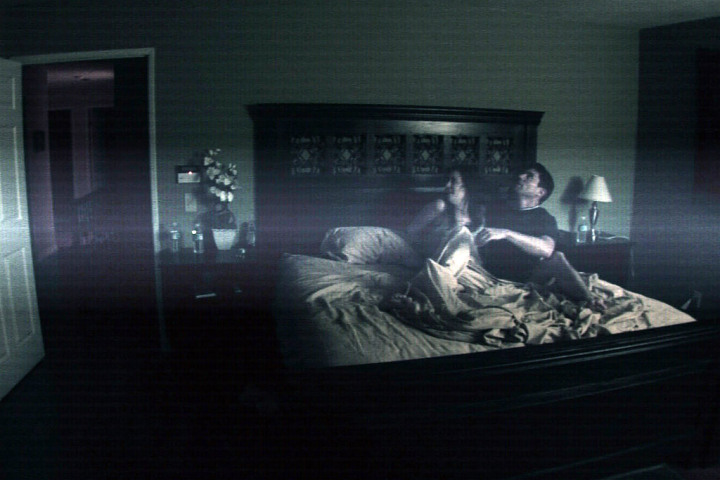 Substream's 31 Days of Halloween: 'Paranormal Activity' (2007)