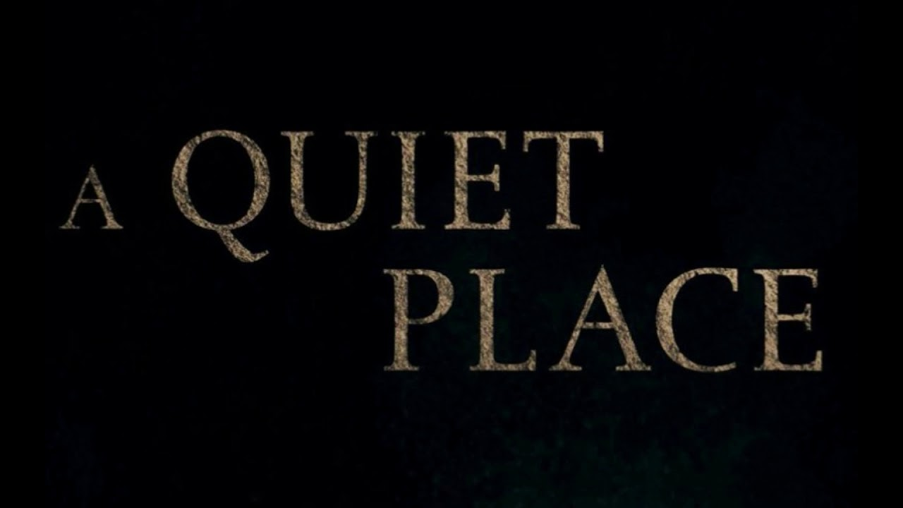 Substream S 31 Days Of Halloween A Quiet Place 2018