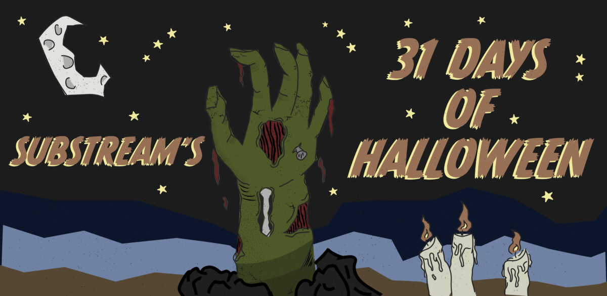 substream 31 days of halloween 2019