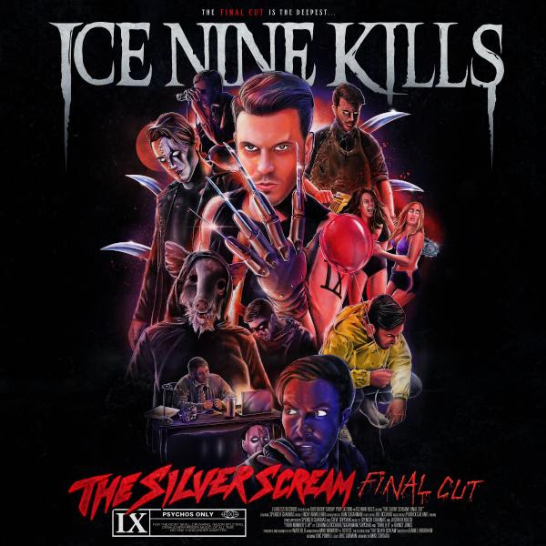 """Ice Nine Kills gets in on the Halloween fun with """"Your Number's Up"""""""