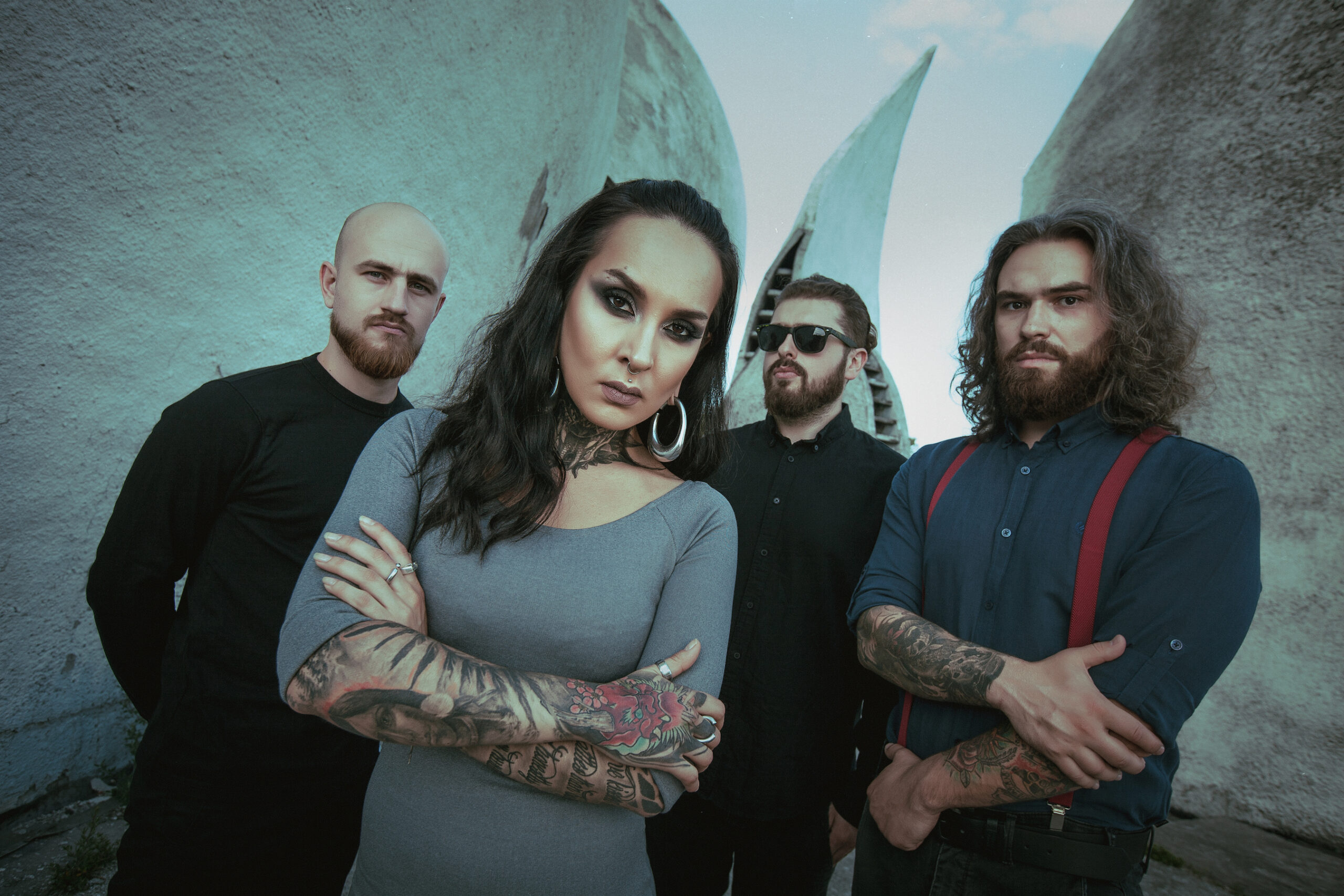 INTERVIEW: Jinjer discuss 'Macro,' touring the U.S., and 2020 plans