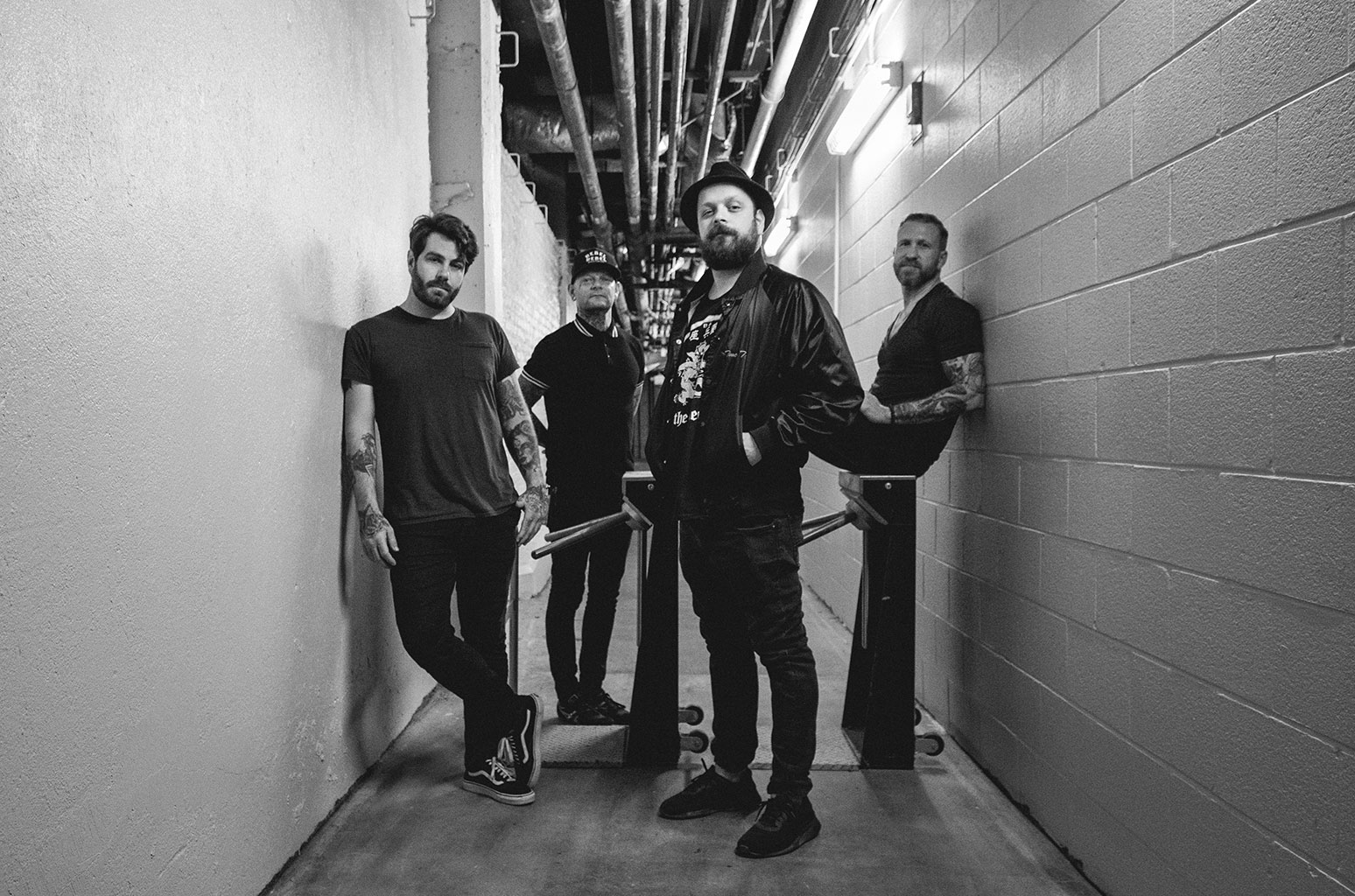 INTERVIEW: Red City Radio talk new music, touring with Taking Back Sunday, more