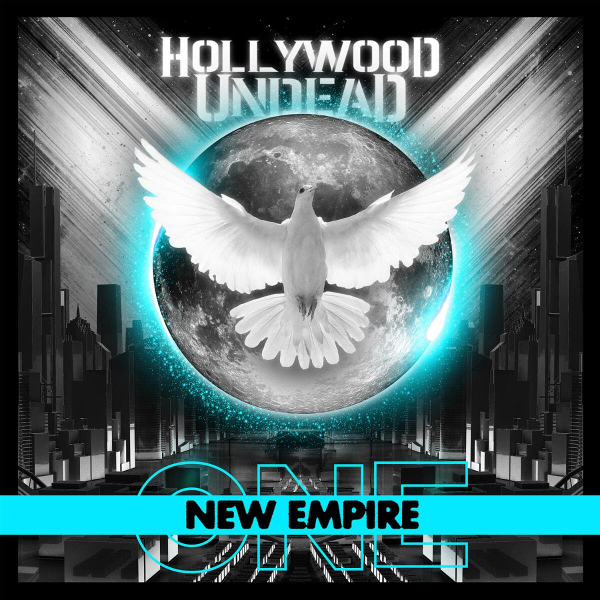hollywood undead new empire