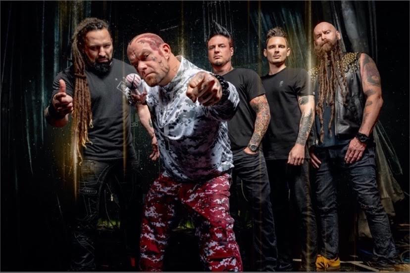 "Five Finger Death Punch announce new album, drop ""Inside Out"" + 2020 tour w/ Papa Roach, I Prevail, Ice Nine Kills"