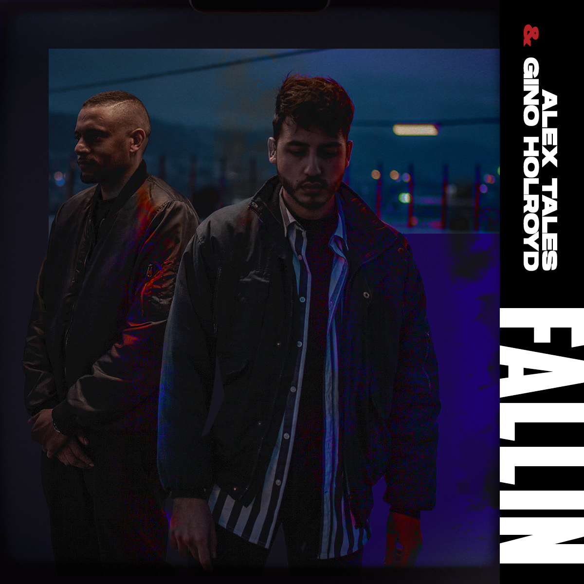 """French Artist Alex Tales Teams Up With Gino Holroyd for """"Fallin"""""""