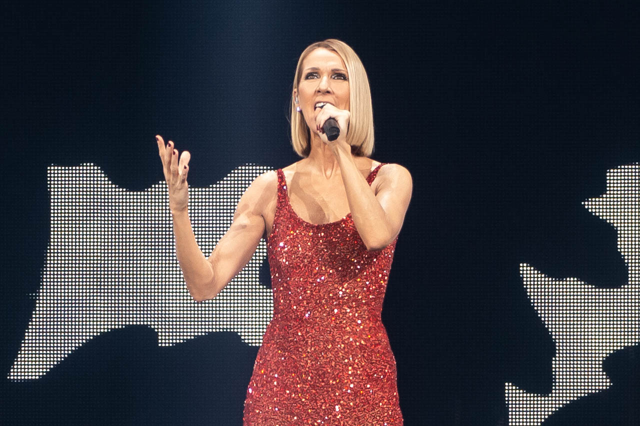 PHOTOS: Celine Dion Brings Her Vegas Act to Chicago