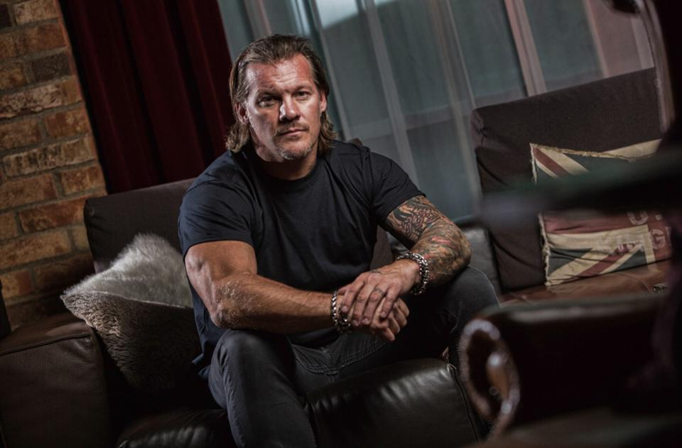 Holiday Five: Chris Jericho shares his favorite holiday must-watches