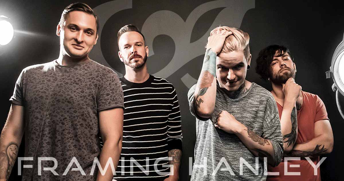 Framing Hanley announce first new album in 6 years, 'Envy'