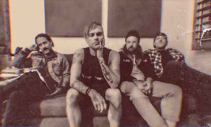 """The Used release new song, """"Use Me,"""" feat. Jason Aalon Butler of Fever 333"""