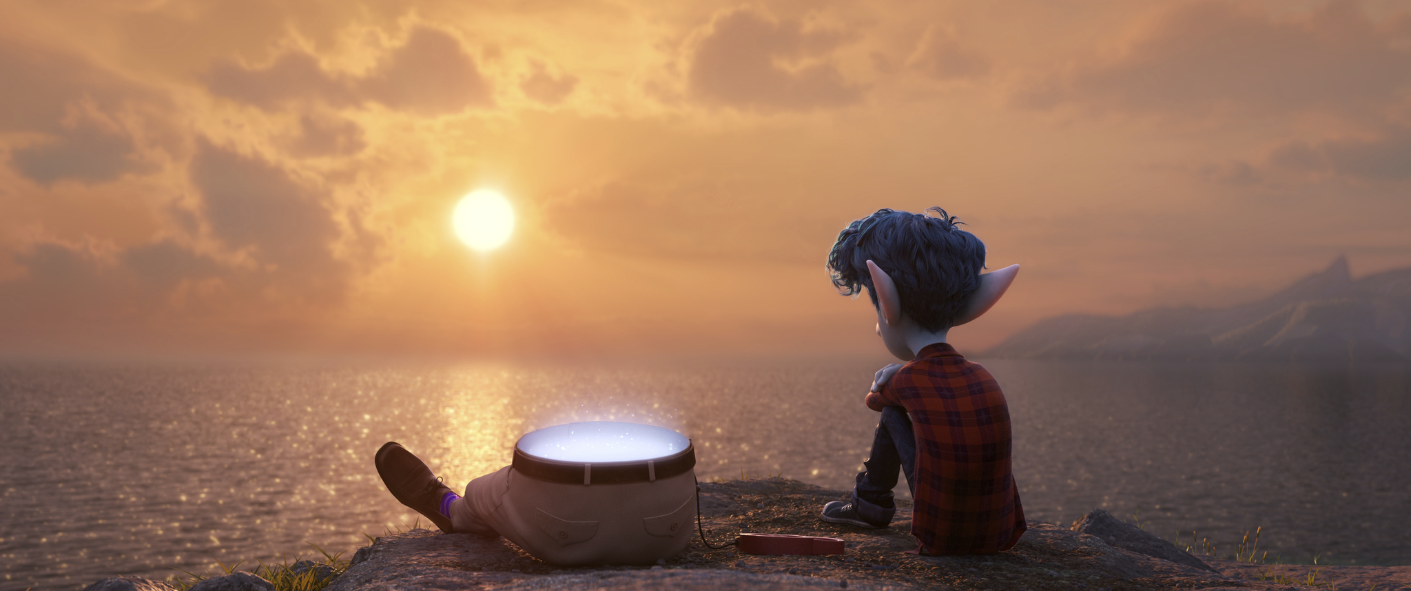Disney and Pixar's 'Onward' gets new trailer, character posters