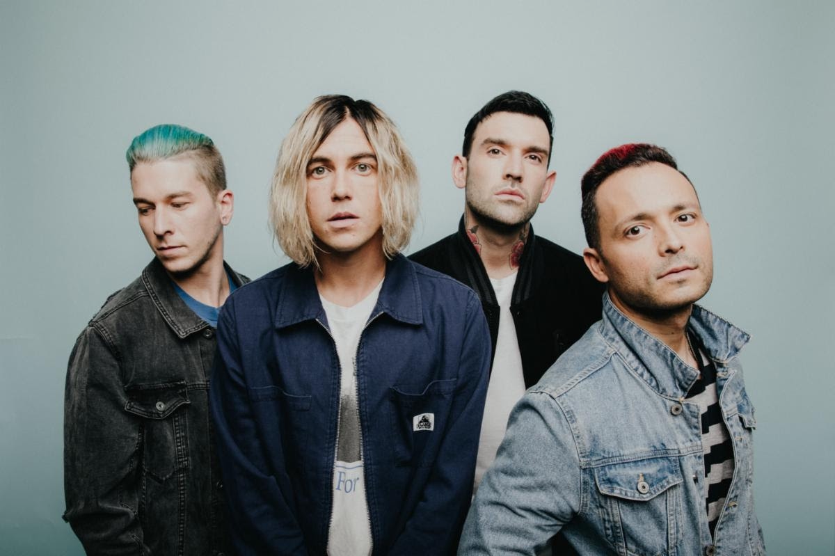Sleeping With Sirens, The Amity Affliction announce co-headlining tour