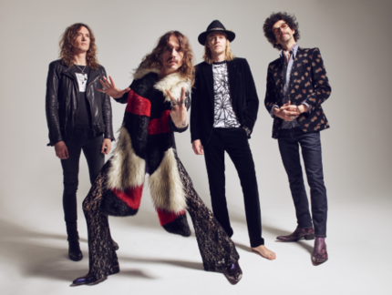 The Darkness announce North American headlining tour