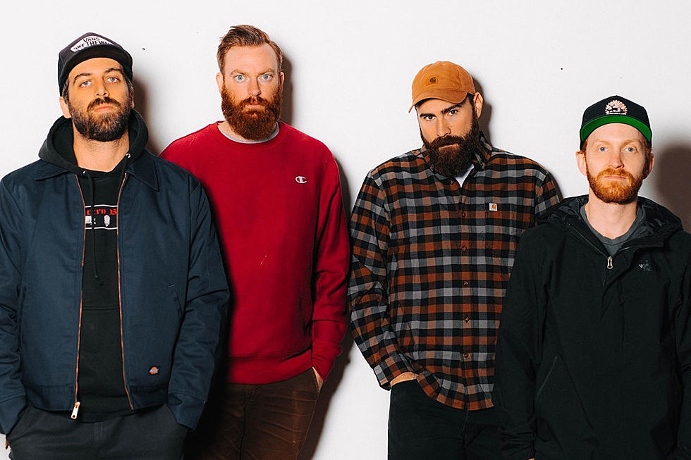 INTERVIEW: Alan Day of Four Year Strong talks 'Brain Pain' and opening up lyrically