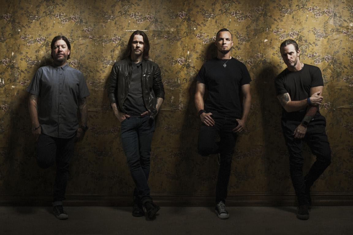 Alter Bridge announce spring headlining tour dates