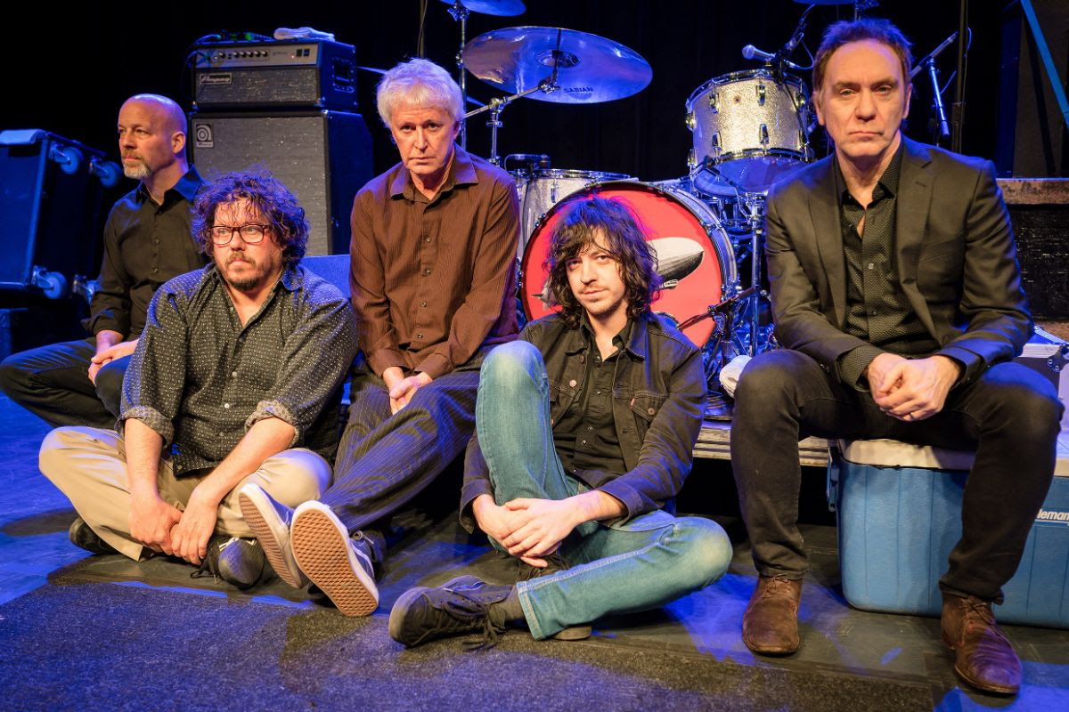 "Guided By Voices announce new album + tour, release ""Volcano"""