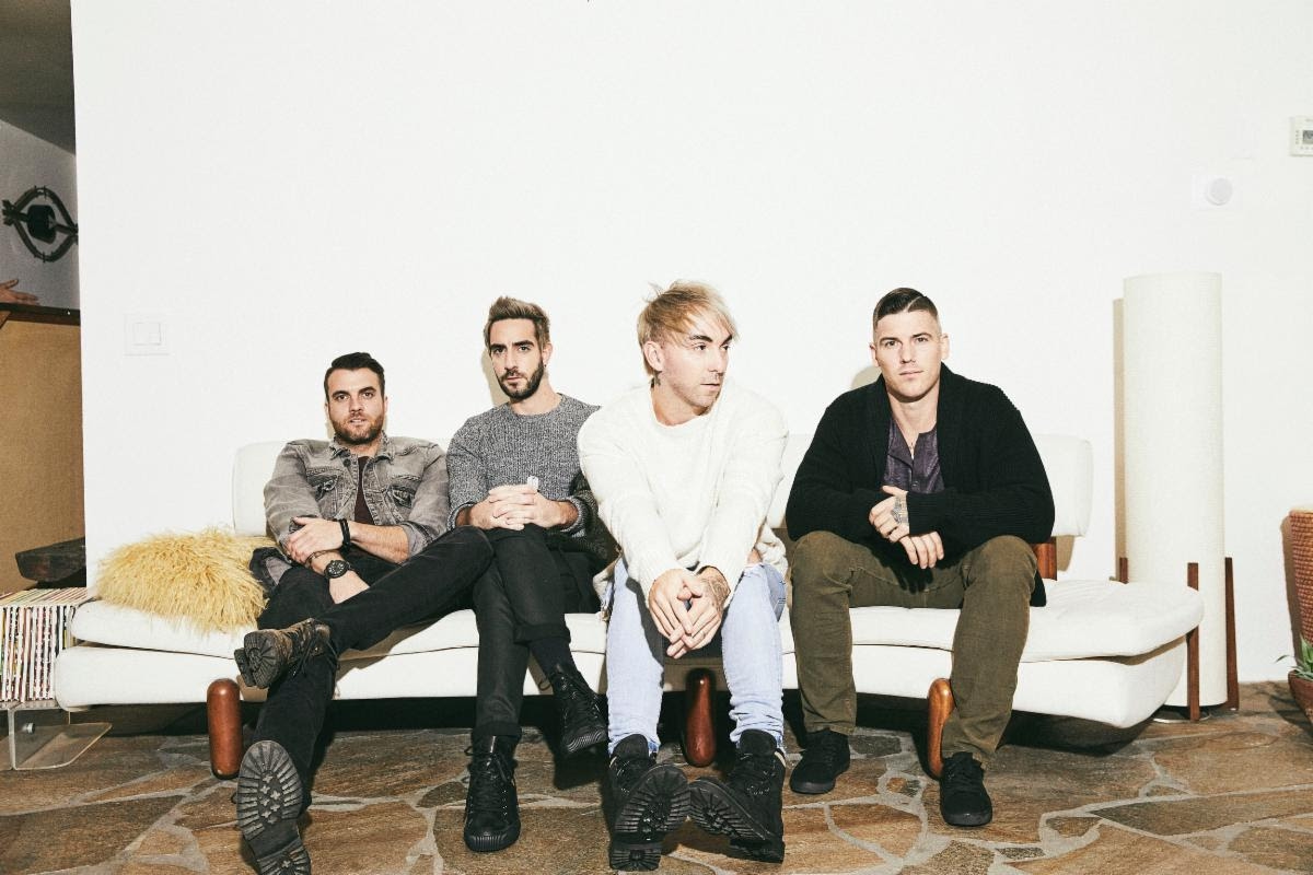 """All Time Low release new single, """"Sleeping In"""""""