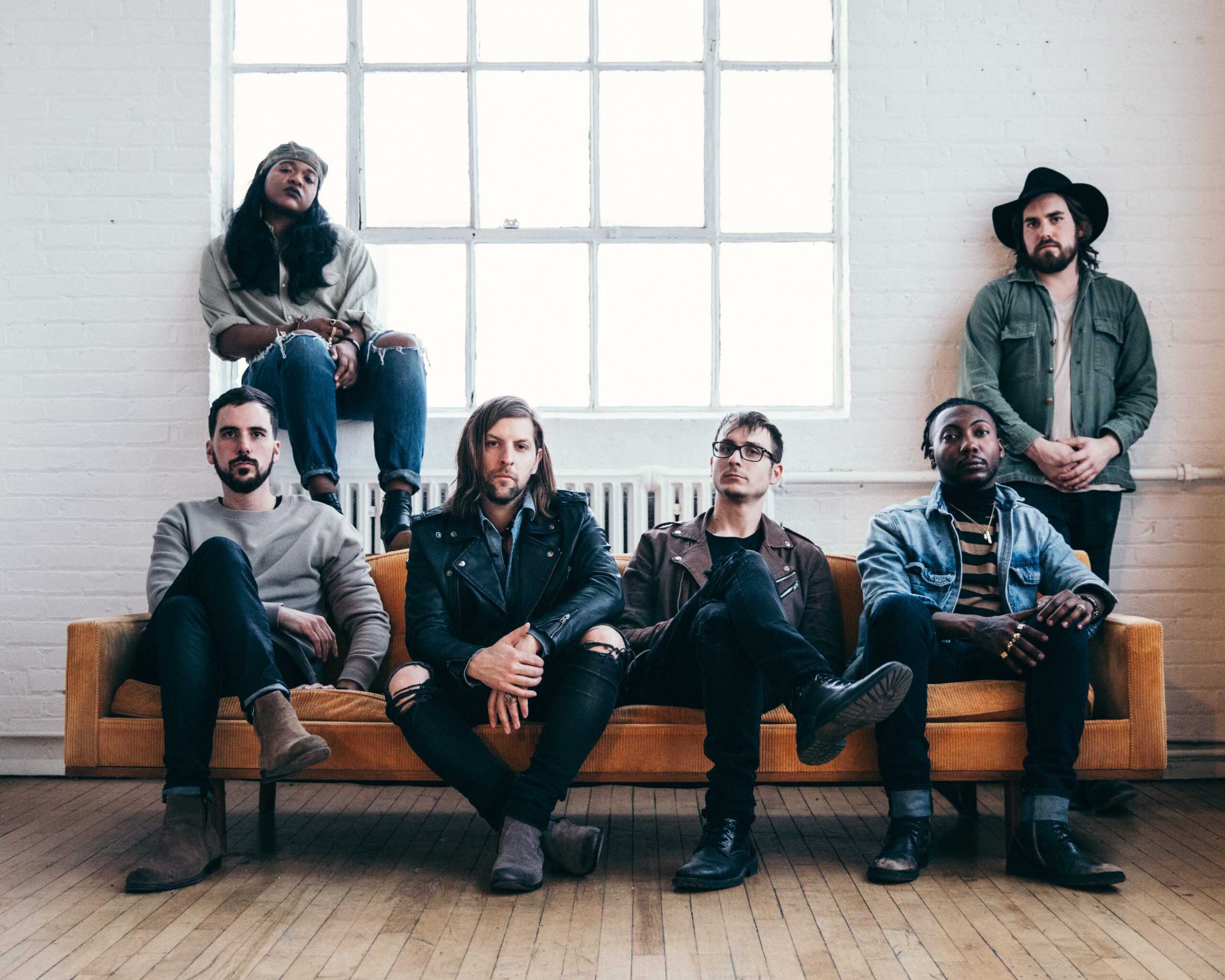 """Welshly Arms release video for new single """"Trouble"""""""