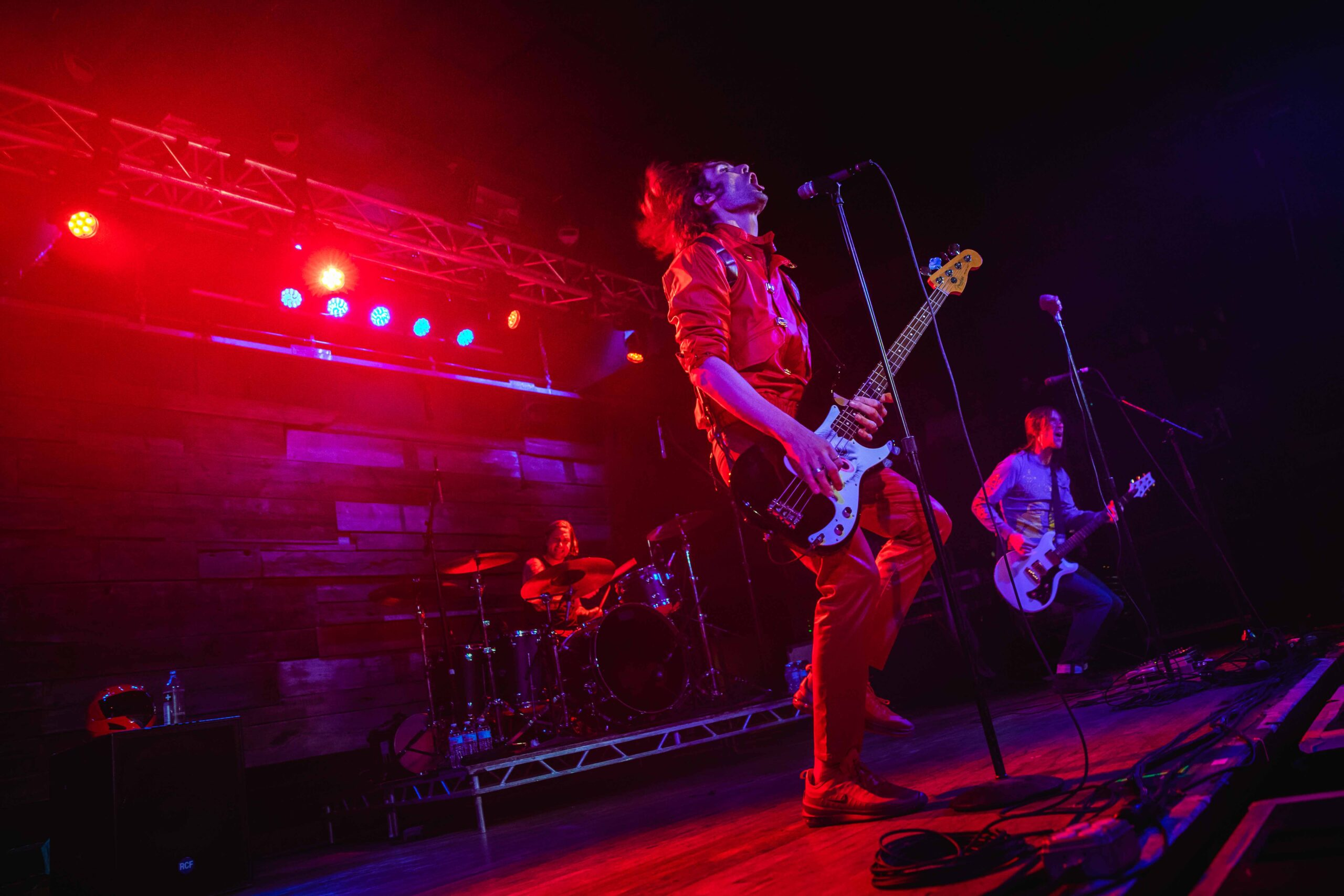 The All-American Rejects brought us all back to our teenage years