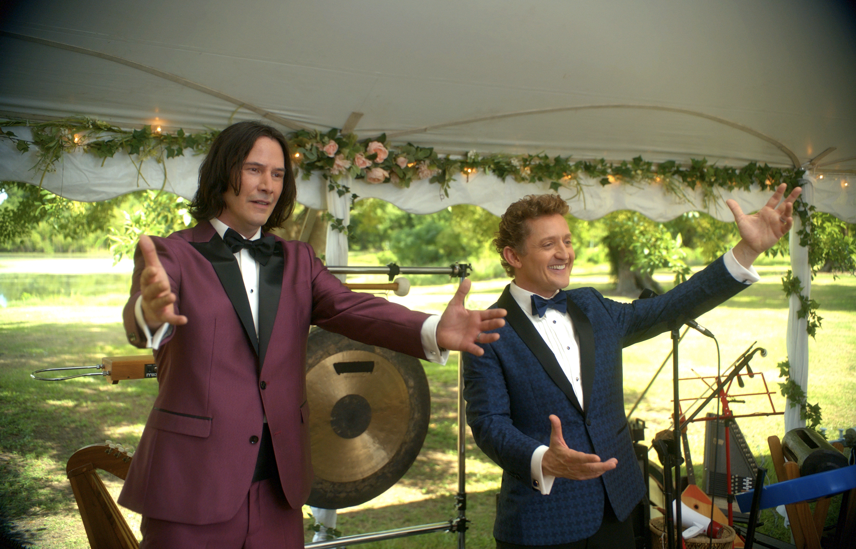 Bill & Ted Face The Music set to release in theaters this summer