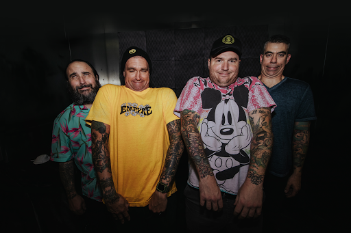 """New Found Glory announce new album + release """"Greatest of All Time"""""""