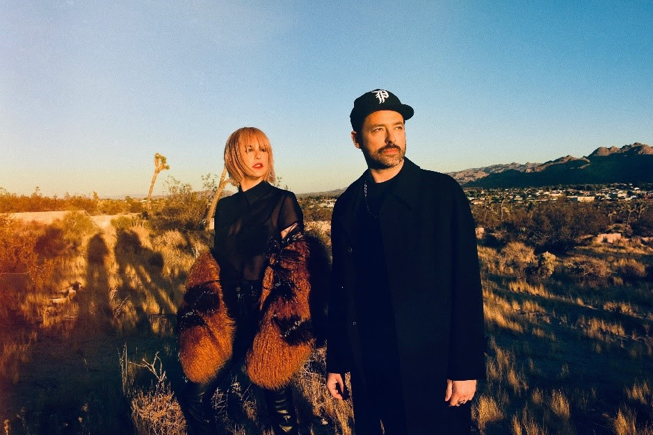 "Phantogram announce new album + release new song, ""Pedestal"""