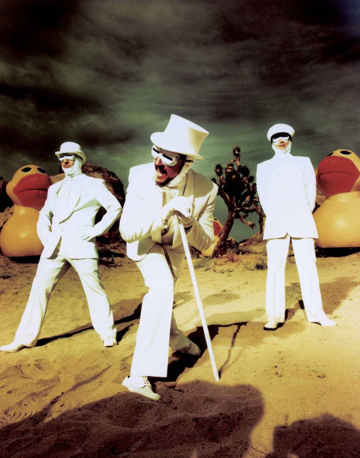Primus announce Rush tribute tour; playing 'A Farewell to King's' in full