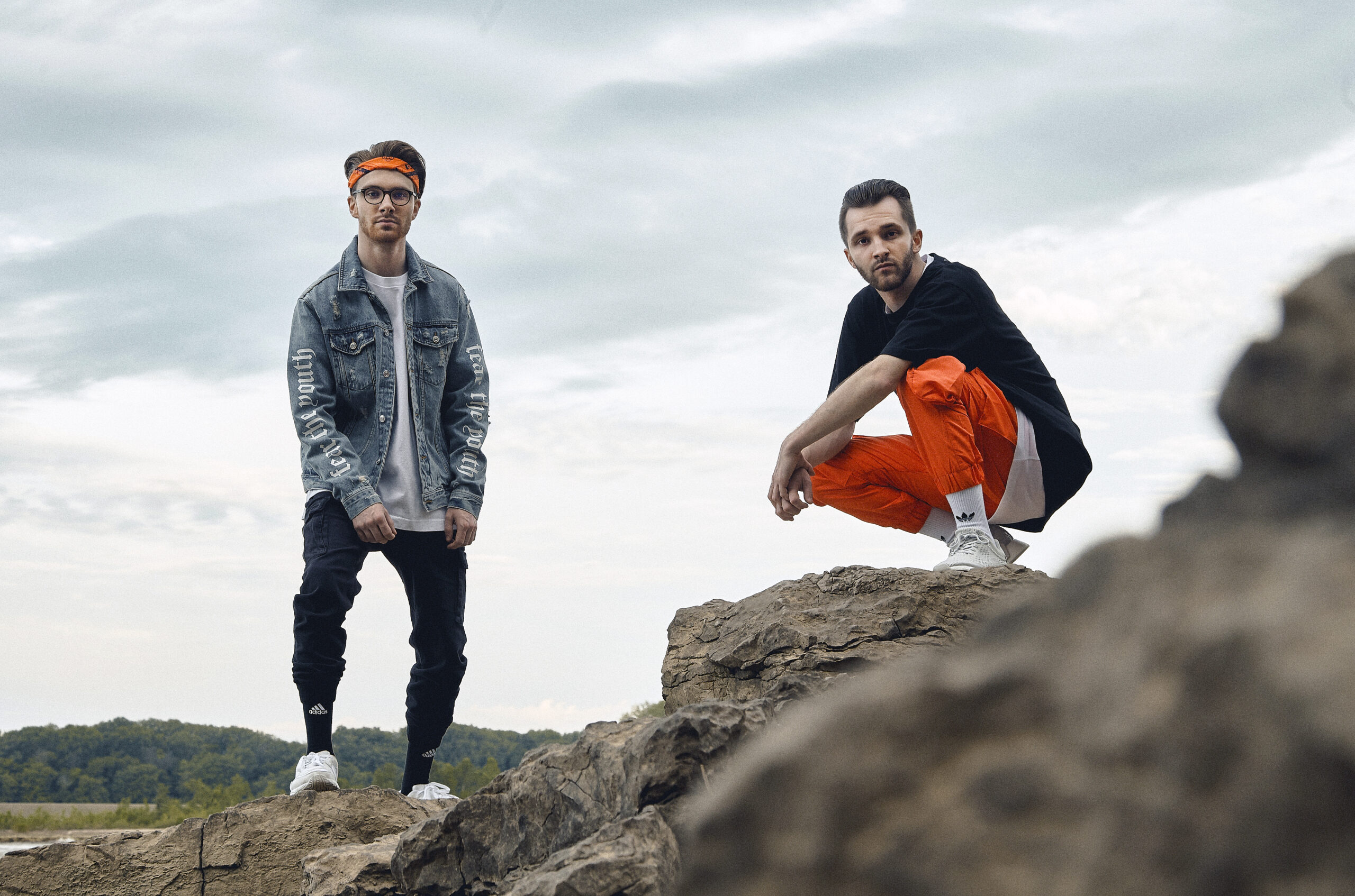 """Premiere: Rags and Riches take a new direction with """"Edge of Time"""""""