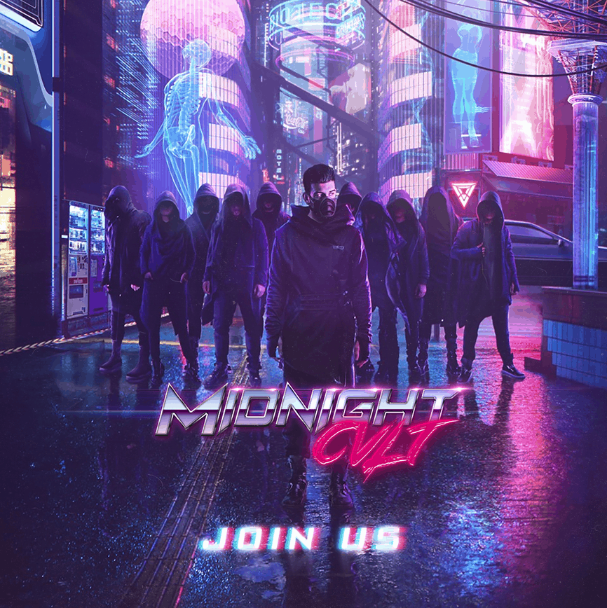 MIDNIGHT CVLT Invites You To The New Edgy Heavy Bass EP, 'Join Us'
