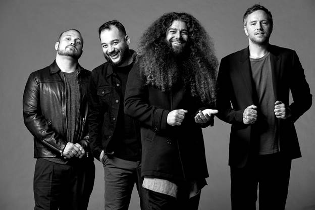 Coheed and Cambria announce 'Neverender NWFT' tour dates