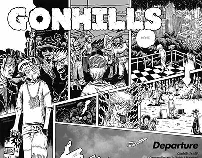 """Gonhills Hits The """"Subway"""" For New 'Departure' Project"""