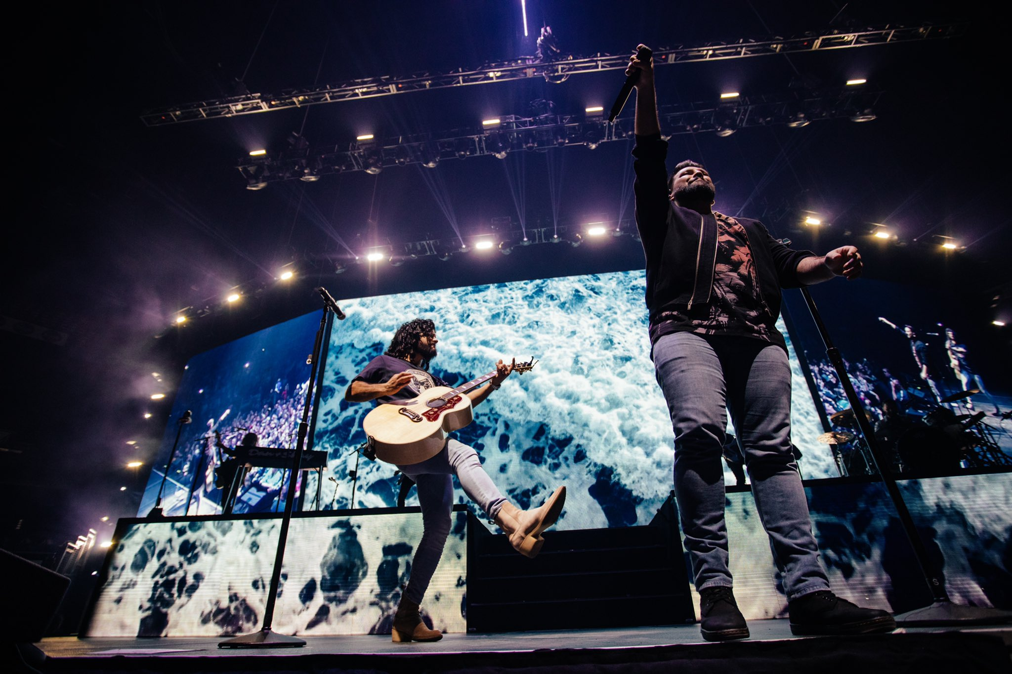 LIVE REVIEW: Dan + Shay's first arena tour is an undeniable success