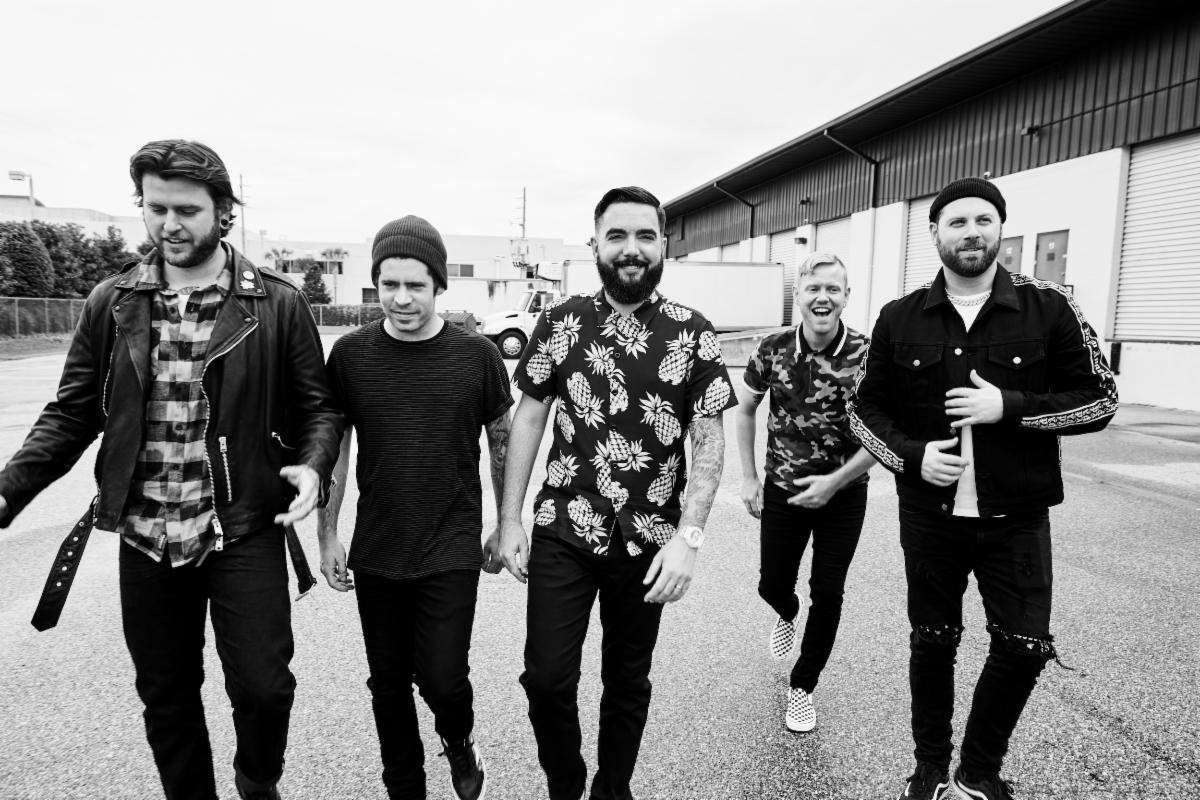 """A Day to Remember release new song + video, """"Mindreader"""""""