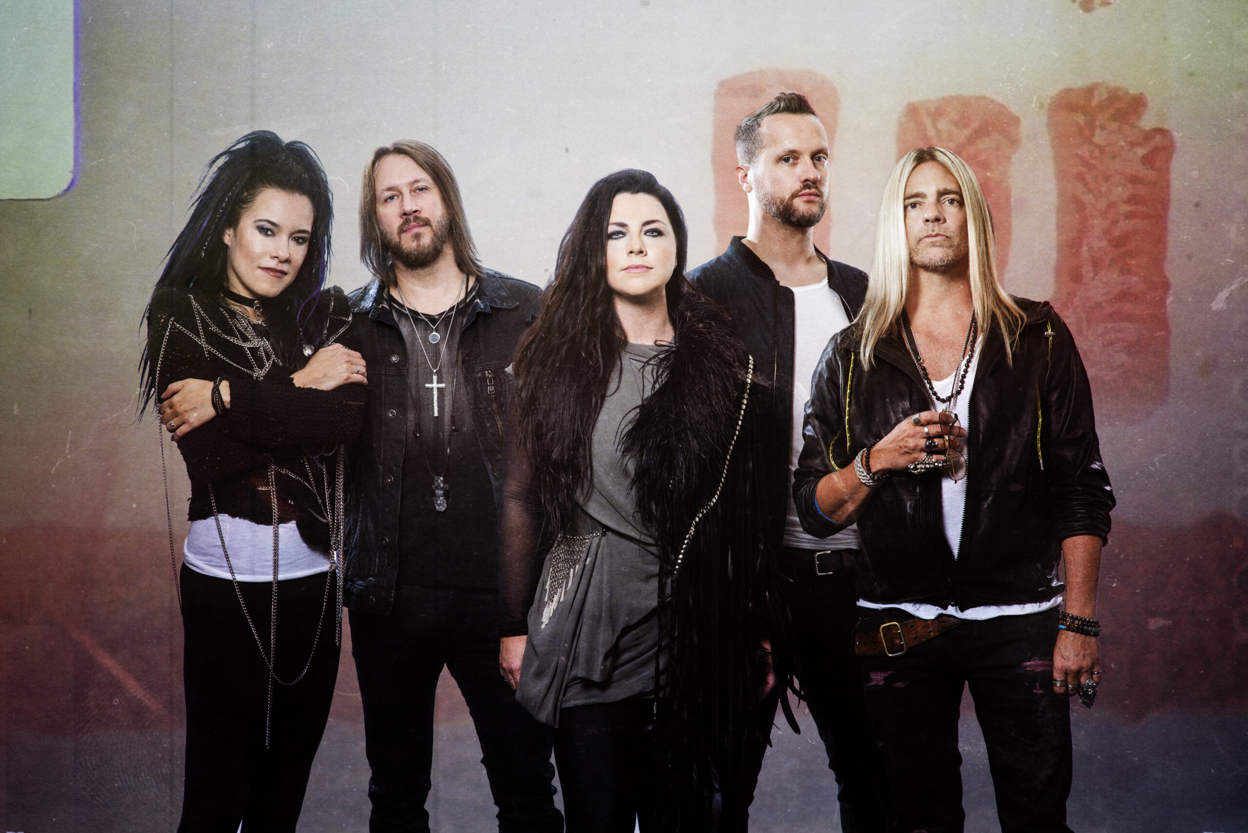 """Evanescence announce first album in 9 years, drop """"Wasted on You"""""""