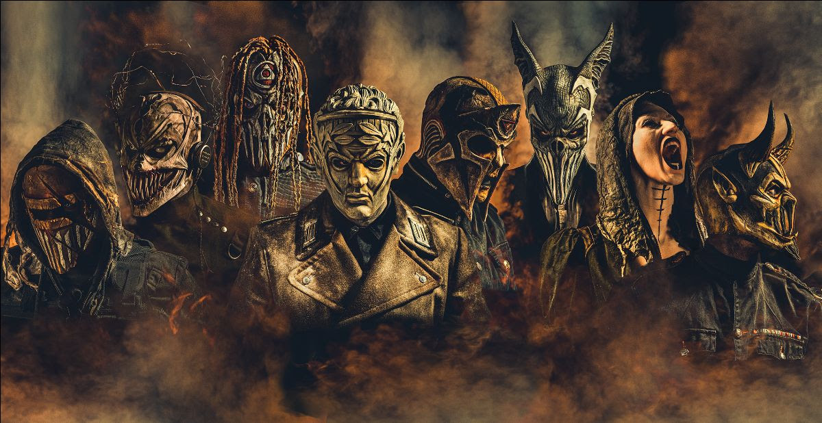 "Mushroomhead announce new album + release ""Seen It All"""