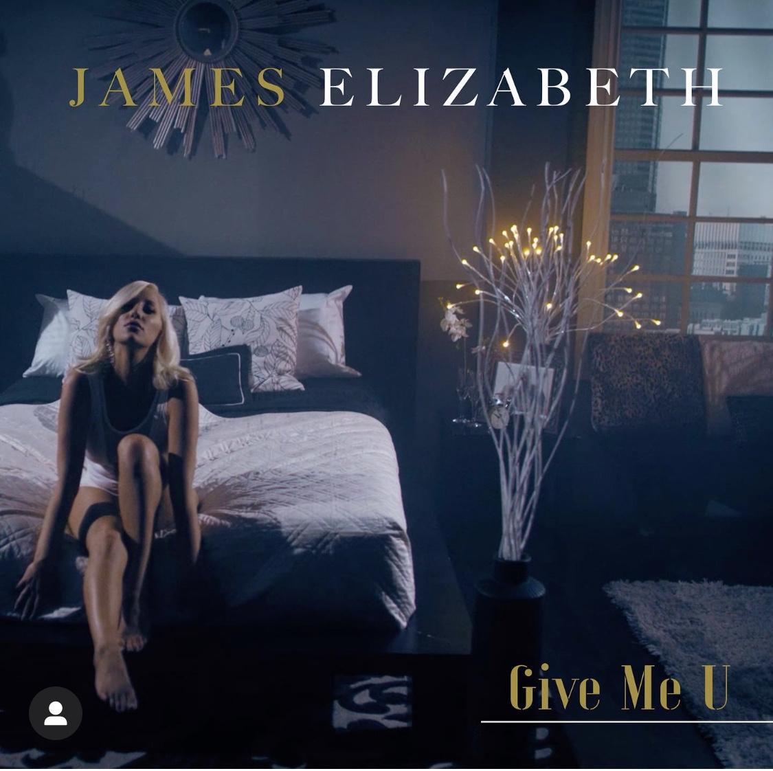 "James Elizabeth Shines in 'Crossed'-Related Visual ""Give Me U"""
