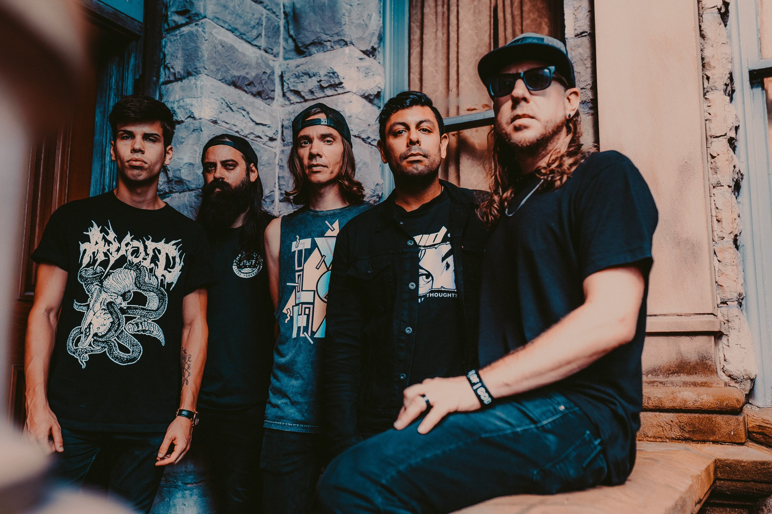 "The Red Jumpsuit Apparatus Share Big Ideas On ""Brace Yourself"""