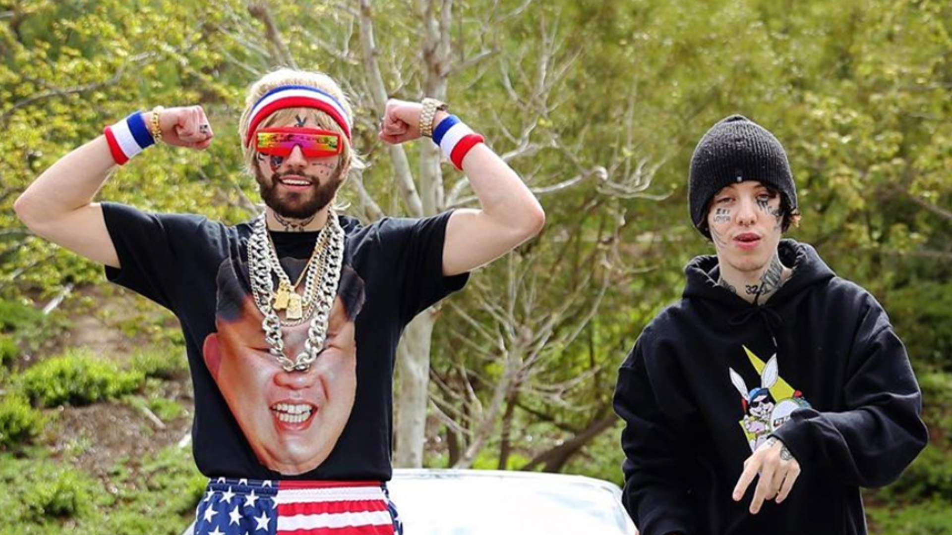 "NEW MUSIC: GAWNE & Diego (aka Lil Xan) drop music video – ""Death to Mumble Rap 2"""