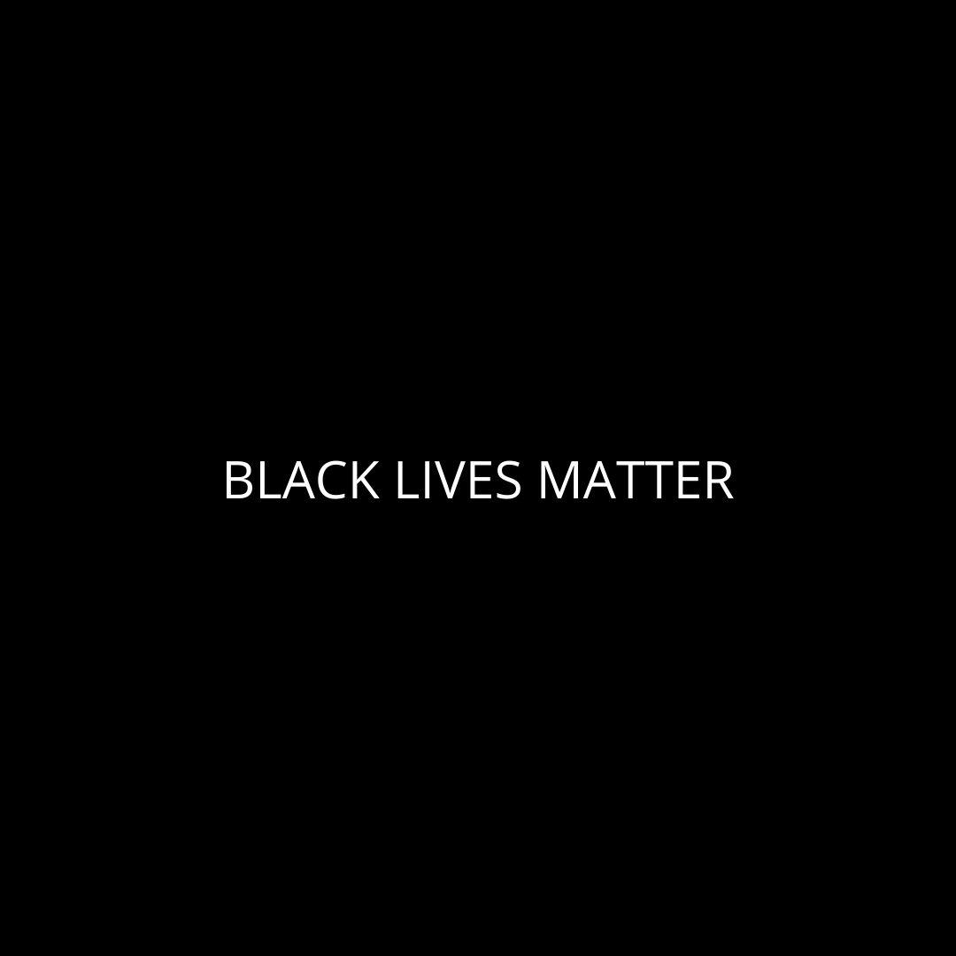 BLACK LIVES MATTER – WORDS FROM A WALDMAN