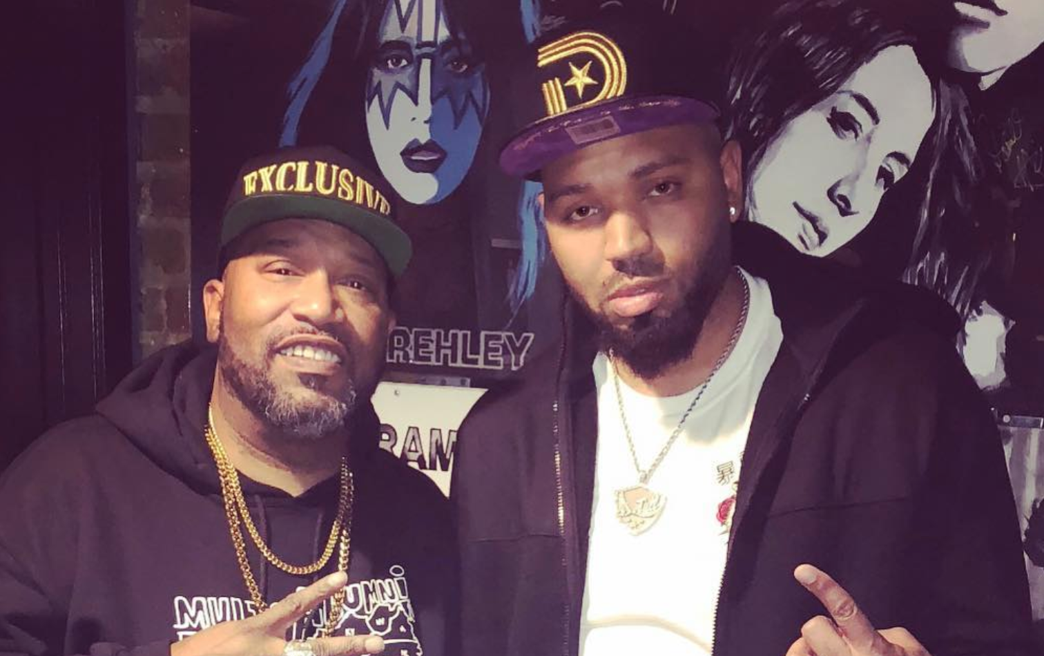 """D.Tall Honors Texas Legend Bun-B with New Song, """"Top Down"""""""